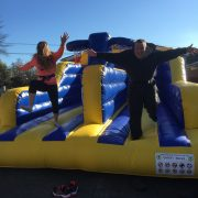 Bungee Run Hire (NEW)(Available for hire now)