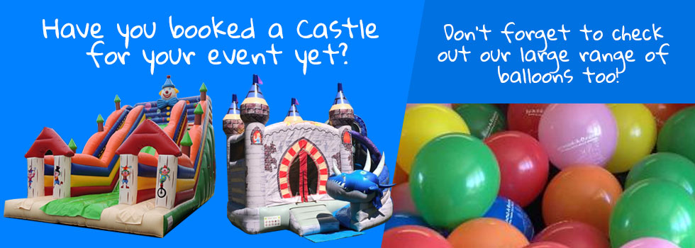 Bouncy Castle Hire in Christchurch