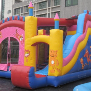 Bump & Slide Hire