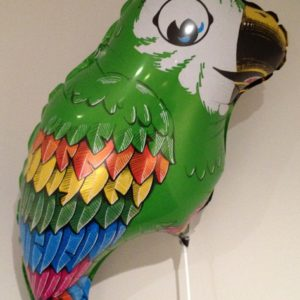 Polly the parrot Filled