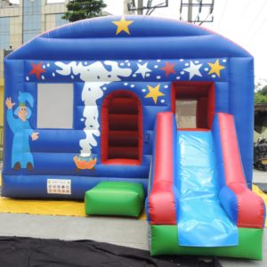 Mystical Bounce and Slide Hire